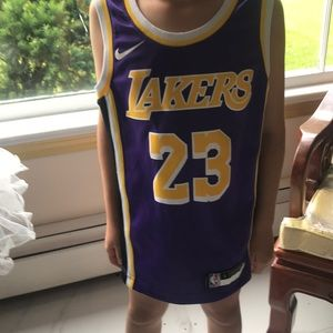 James 23 lakers